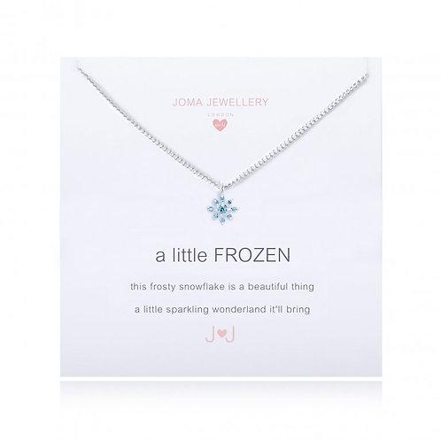 Girls Joma Necklace - Frozen