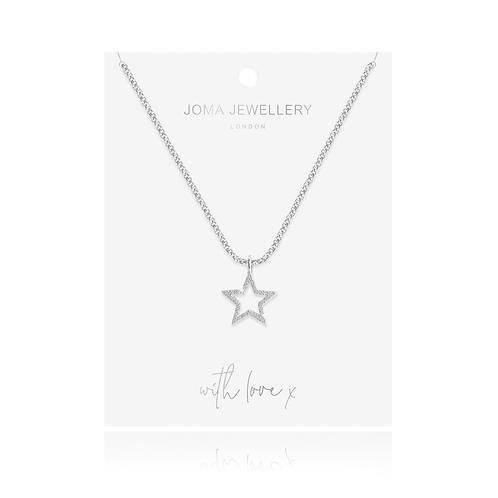 Joma Necklace - Evie Star