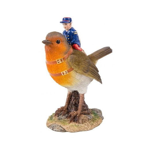 Robin Mail Courier Postman