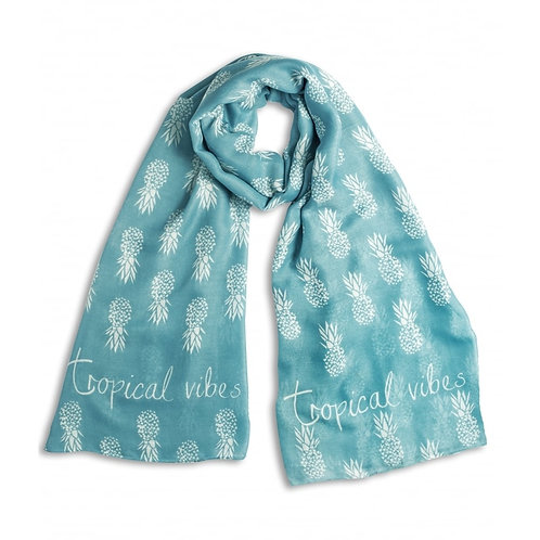 Katie Loxton Scarf Tropical Vibes