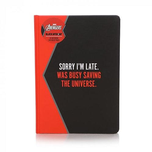 A5 Marvel Notebook