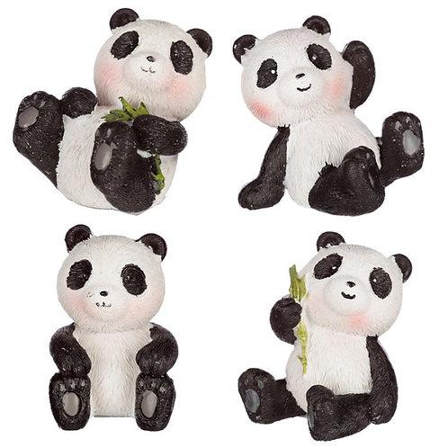 Panda World Figure