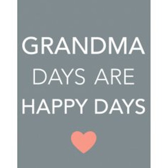 Grandma Days Magnet