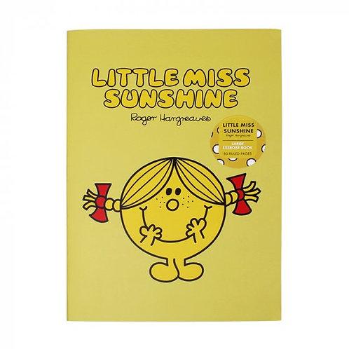 Little Miss Sunshine - Exercise Book