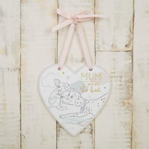 Disney Heart Dalmatian Mum