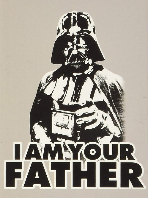 I Am Your Father Fridge Magnet