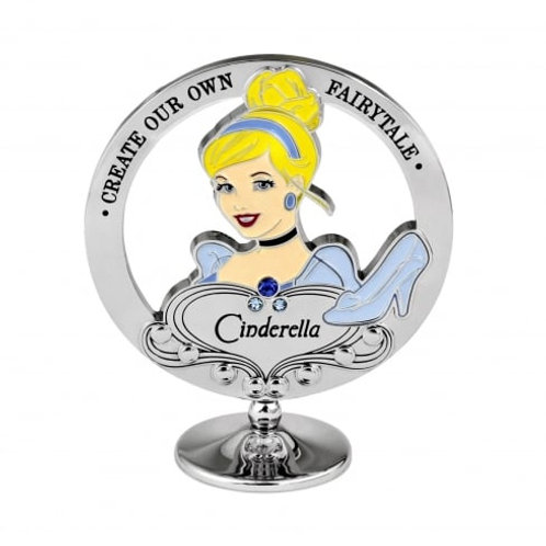 Chrome Disney Ornament