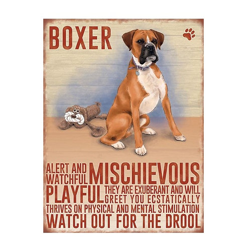 Dog Breed - Boxer