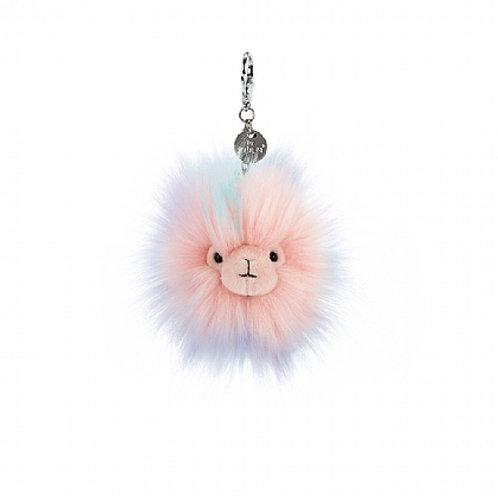 Lovely Llama Bag Charm