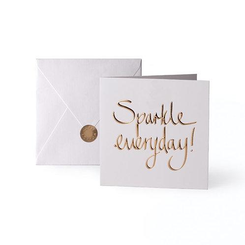 KL Card Sparkle Everyday