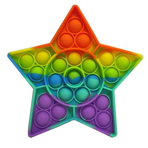 Popper Toy Star Shape