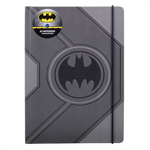 A5 Batman Notebook