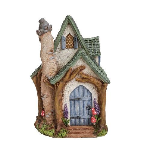 Woodland Cottage Fairy House