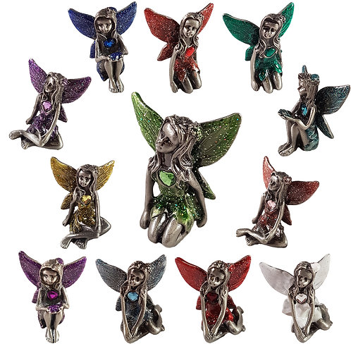 Pewter Fairy