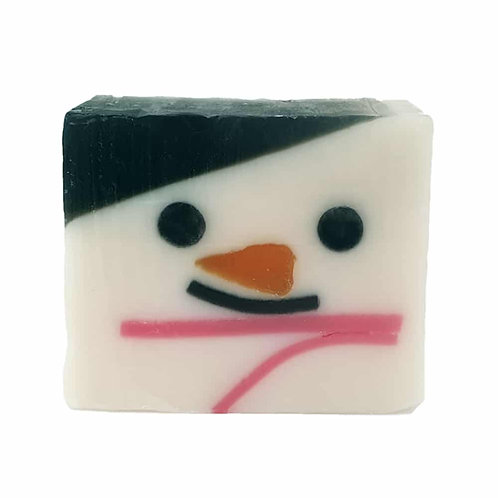 Soap Slice - Snow Shower