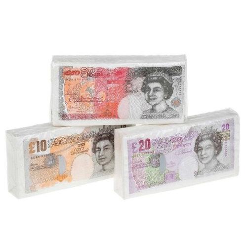 Bank Note Napkins