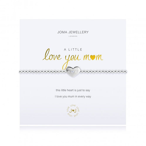 Joma Bracelet - Love you Mum