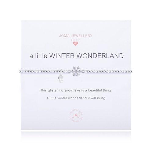 Girls Joma Bracelet - Winter Wonderland