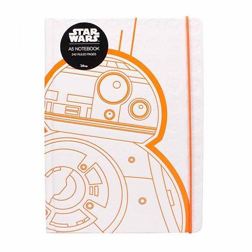 A5 BB8 Notebook