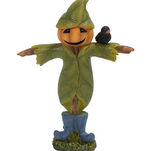 Leaf Scarecrow