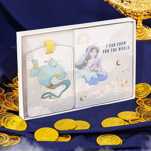 Disney Aladdin Passport Set