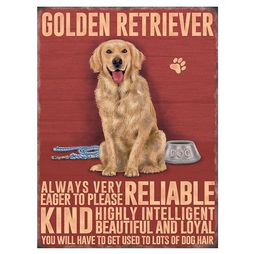 Dog Breed - Golden Retriever