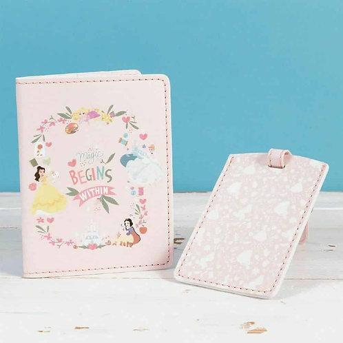 Disney Princess Passport Set