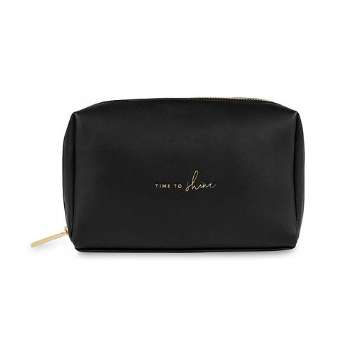 Katie Loxton Make Up Bag - Time to Shine