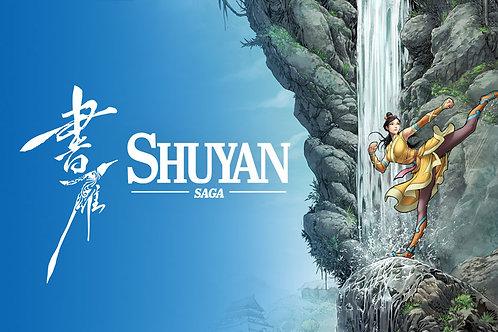 Shuyan Saga DRM FREE PC Game