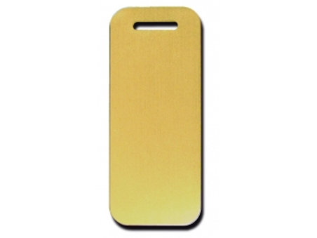 Luggage Mustard Aluminum 7328-07
