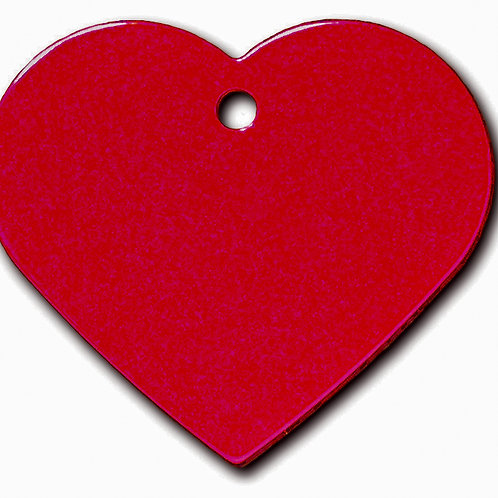 Heart Lg Red 7322-04