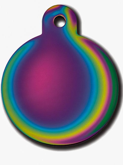 Circle Lg Rainbow 7325-18
