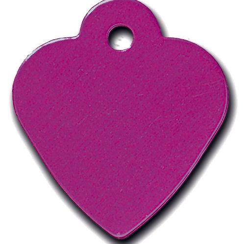Heart Sml Purple 7323-06