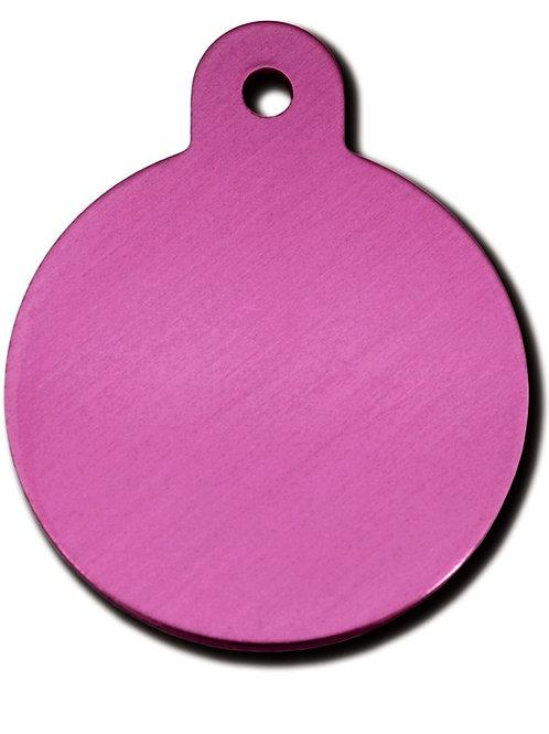 Circle Lg pink 7325-22
