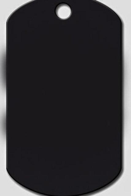 Military Black 7337-08