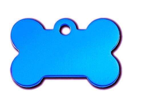 Bone Sml Blue 7700-23