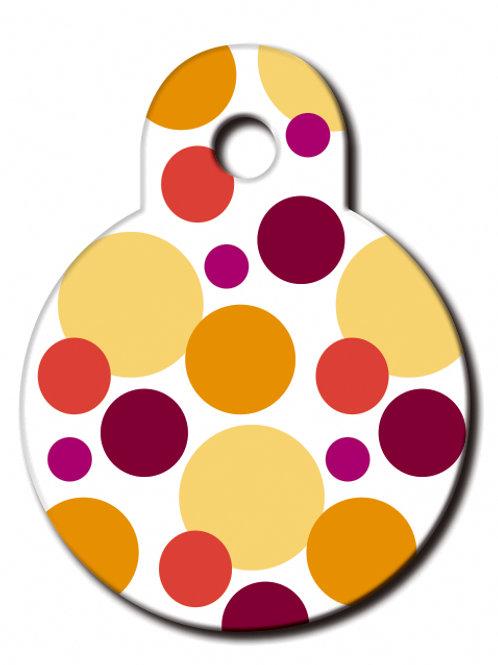 Circle Sml Polka Dots 7326-1283