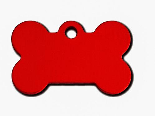 Bone Sml Red 7700-04