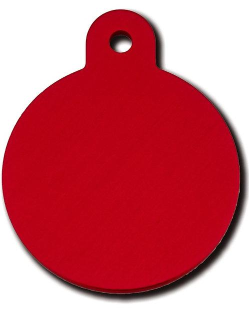 Circle Lg Red 7325-04