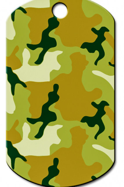 Military Green Camouflage 7337-626