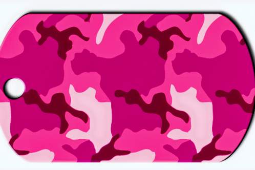 Military Pink Camouflage 7337-627