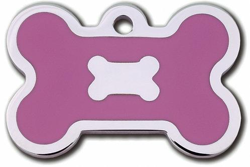 Bone Lg Epoxy Fill Pink 7717-25