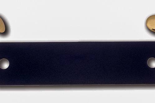 Small Black Rivet Tag 11254-03