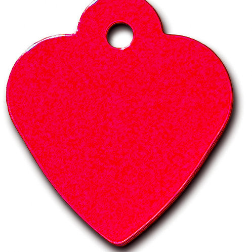 Heart Sml Red 7323-04