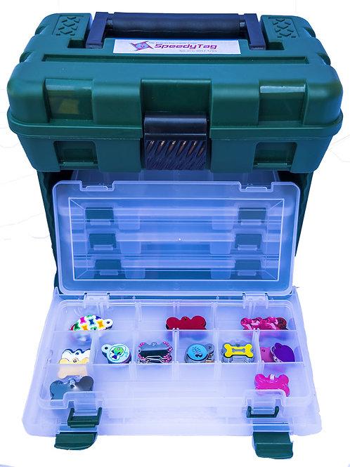 Multi-Draw Tag Storage Box
