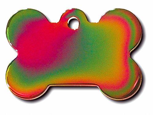 Bone Lg Rainbow 7324-18