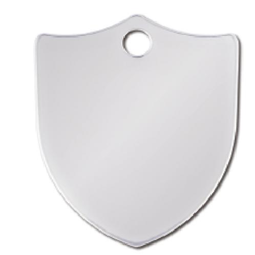 Shield Lg. Chrome 8432-02