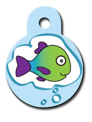 Circle Sml Fish Dream 7326-852