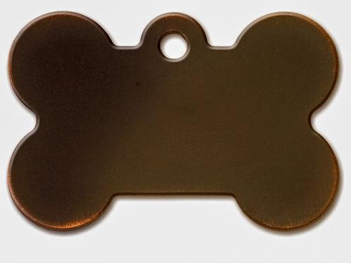 Bone Lg. Oil Rubbed Bronze 7324-43