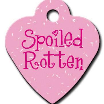 Heart Sml Spoiled Rotten 7323-766